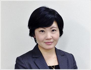 営業・コーディネーター  部長 山崎 紀子